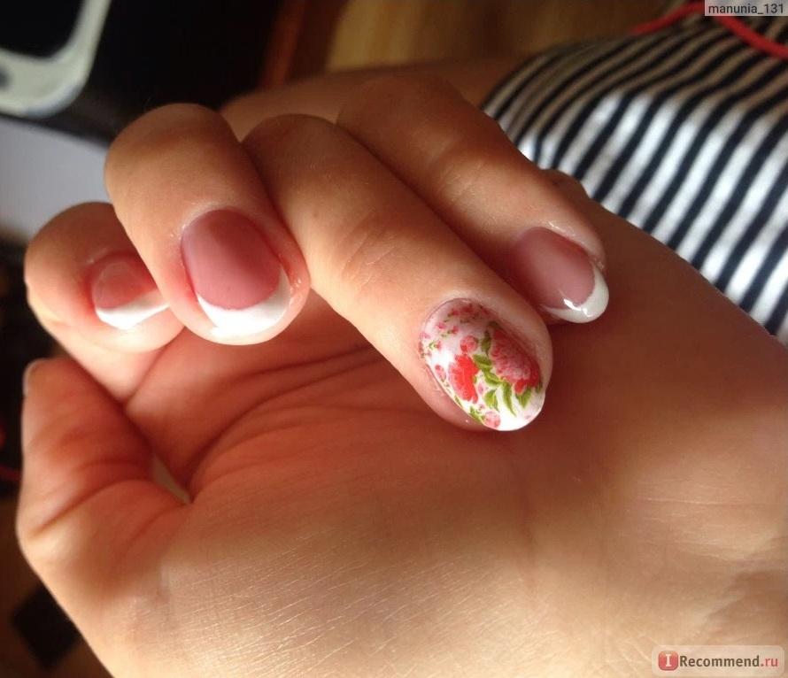 Как нарастить ногти гелем?