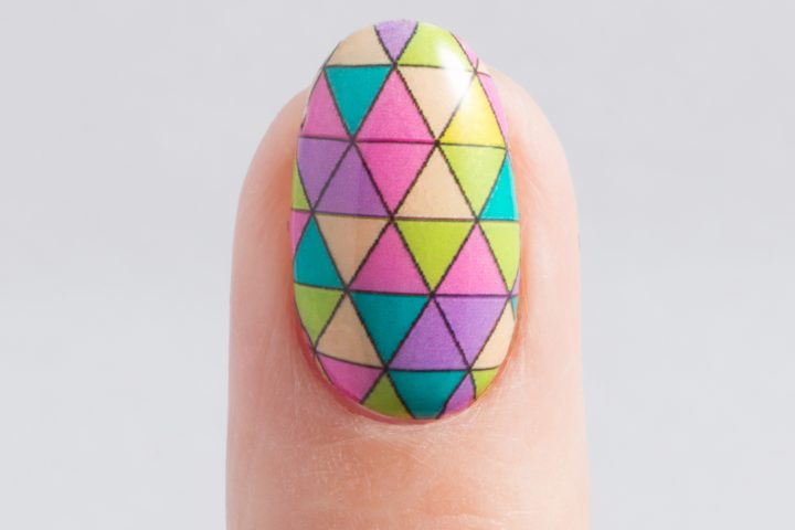 Топ-5 простых способов дизайна ногтей