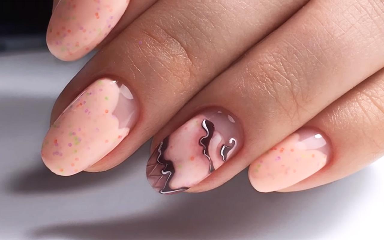 Вкусный дизайн ногтей 24. Гель-лаки Masura | imkosmetik журнал