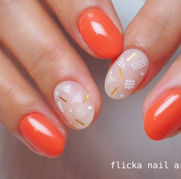 nail artist SAORI