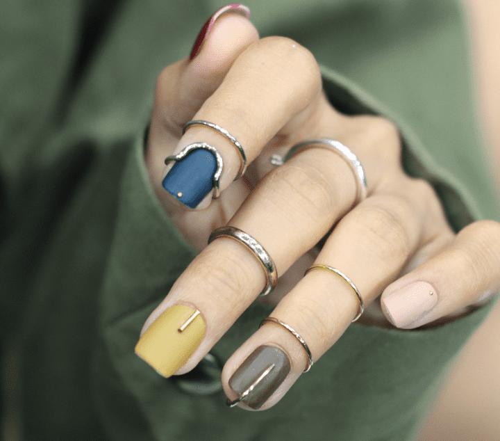 imkosmetik news дизайн ногтей матовые