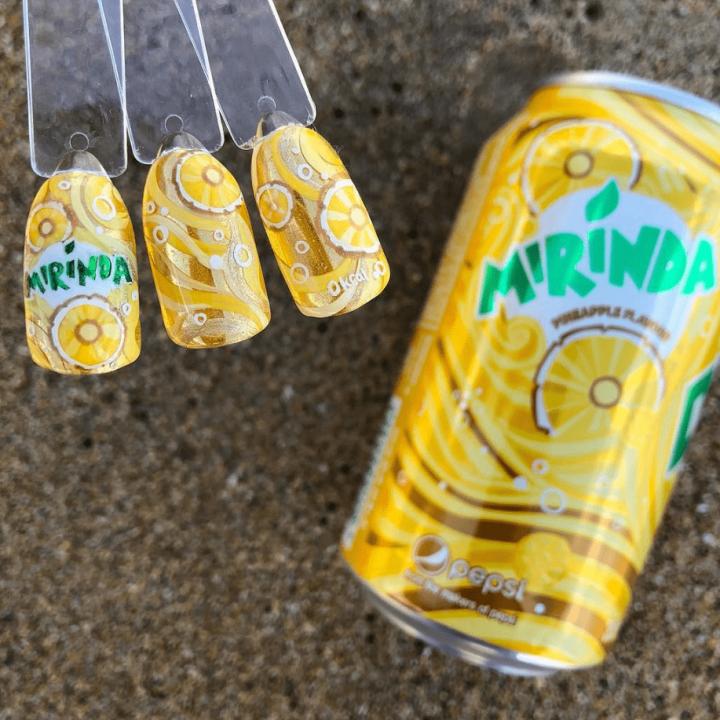 imkosmetik news mirinda дизайн ногтей