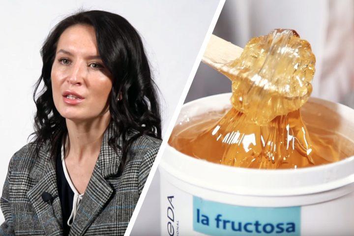 шугаринг elseda сахарная паста