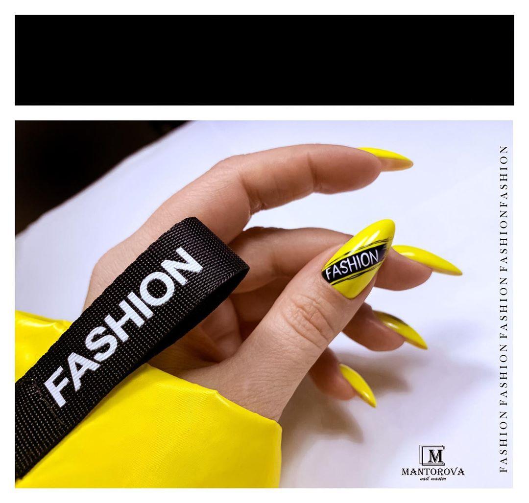 Маникюр весна 2020: модные дизайны