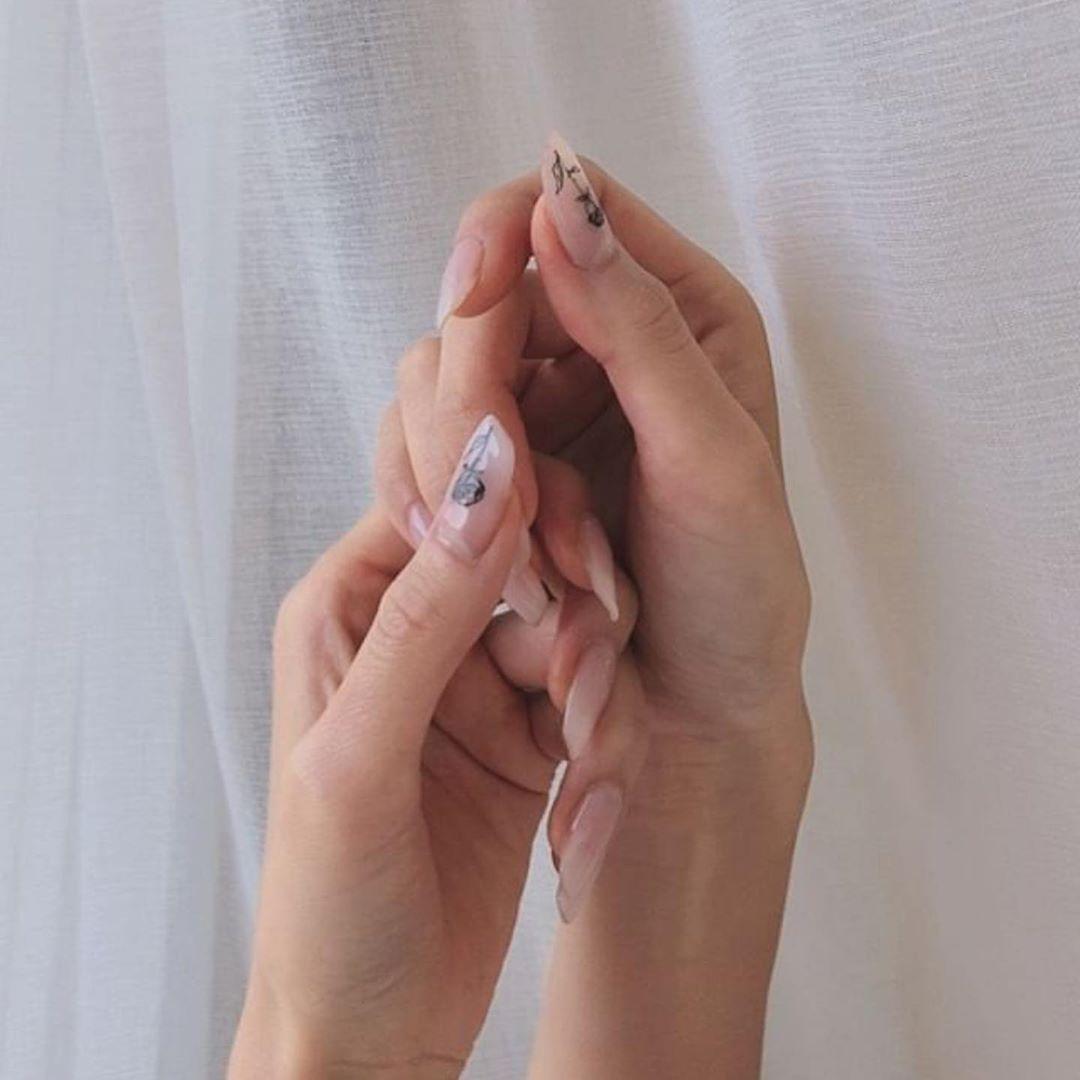 Как выбрать подходящую форму ногтей?