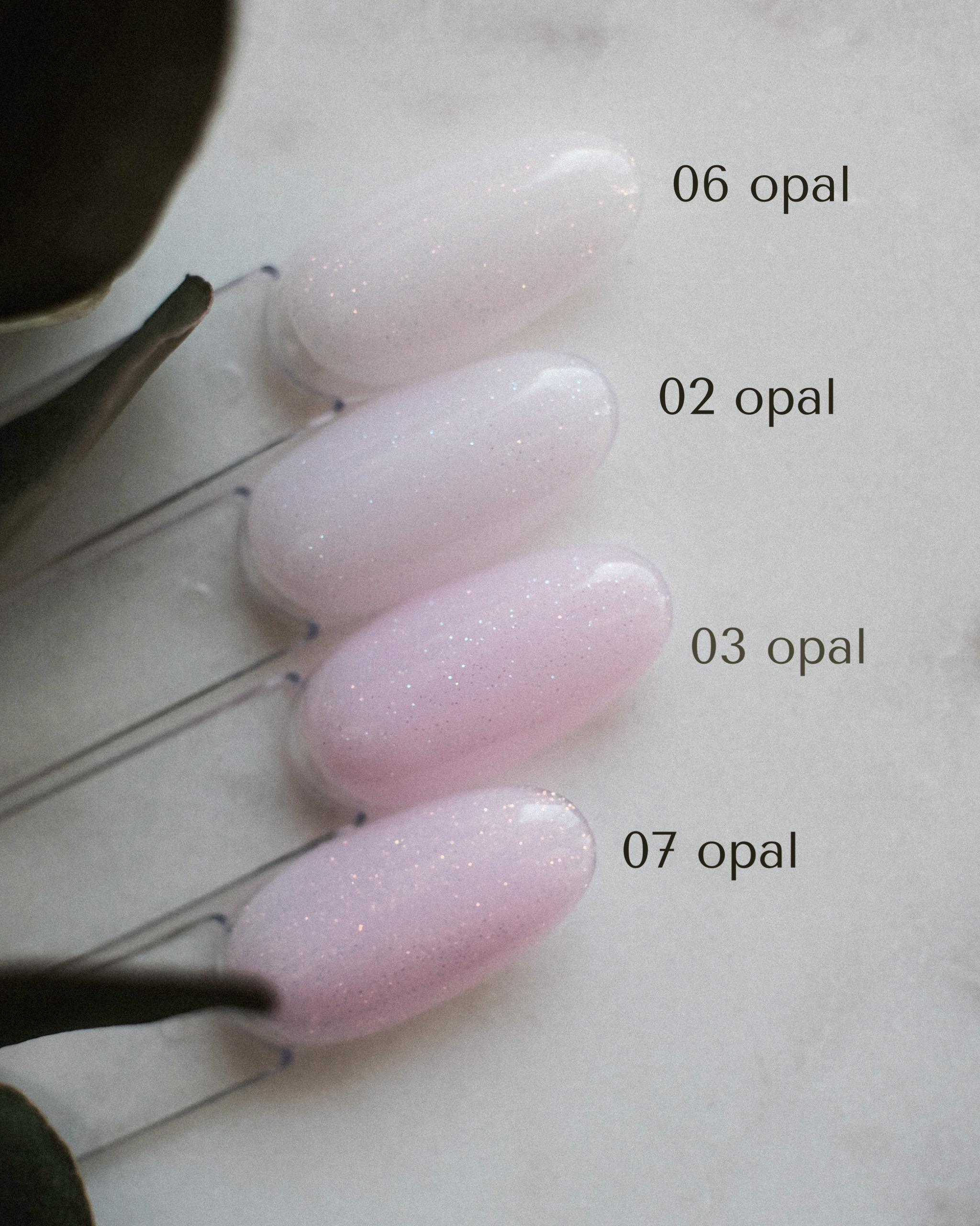 Гель-лаки Serebro Opal: обзор мастера