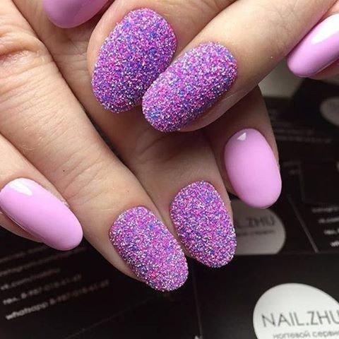 Дизайн ногтей мармелад