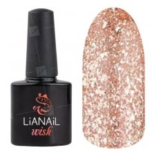 Lianail, Гель-лак WISH - Nude shine WSSO-009 (10 мл.)