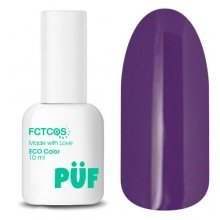 PUF, Гель-лак Eco Color №018 (10 ml.)