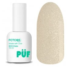 PUF, Гель-лак Eco Color №040 (10 ml.)