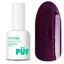 PUF, Гель-лак Eco Color №075 (10 ml.)