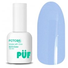 PUF, Гель-лак Eco Color №081 (10 ml.)