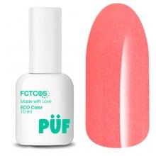 PUF, Гель-лак Eco Color №087 (10 ml.)