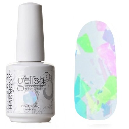 01851 Rough Around The Edges Harmony GelishHarmony Gelish<br>Разноцветая слюдаКоллекция Trends<br>