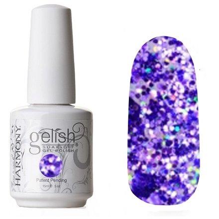 01855 Feel Me On Your Fingertips Harmony GelishHarmony Gelish<br>Сине-фиолетовое конфеттиКоллекция Trends<br>