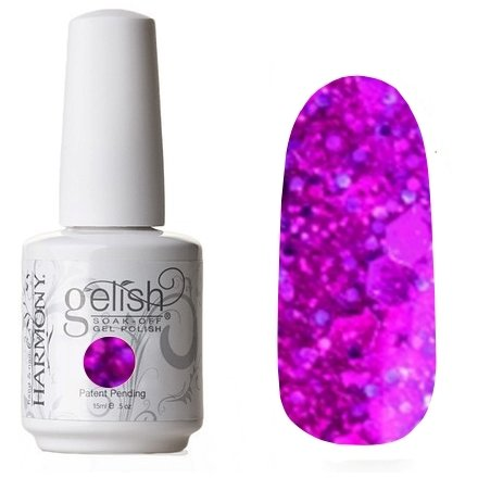 01856 Too Tough To Be Sweet Harmony GelishHarmony Gelish<br>Фиолетовое конфеттиКоллекция Trends<br>