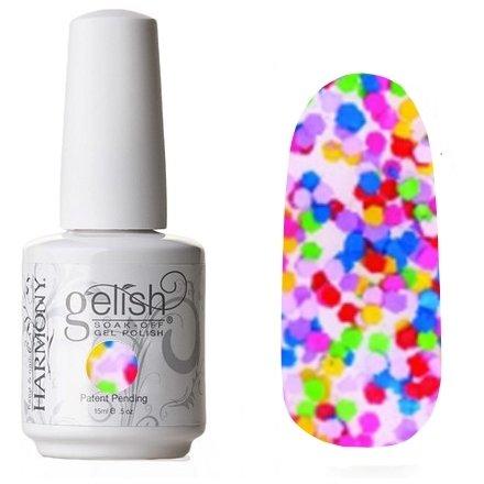 01859 Lots Of Dots Harmony GelishHarmony Gelish<br>Разноцветное конфеттиКоллекция Trends<br>