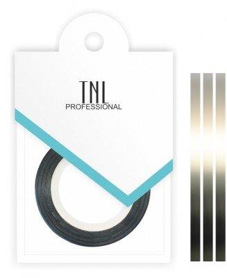 TNL, Нить на клеевой основе (серебро)Самоклеющаяся лента для дизайна ногтей<br>Декоративная лента на клейкой основе позволяет легко и быстро создать оригинальный дизайн ногтей.<br>