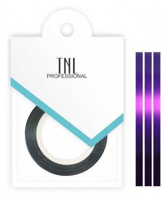 TNL, Нить на клеевой основе (фиолетовая)Самоклеющаяся лента для дизайна ногтей<br>Декоративная лента на клейкой основе позволяет легко и быстро создать оригинальный дизайн ногтей.<br>