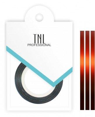 TNL, Нить на клеевой основе (красная)Самоклеющаяся лента для дизайна ногтей<br>Декоративная лента на клейкой основе позволяет легко и быстро создать оригинальный дизайн ногтей.<br>