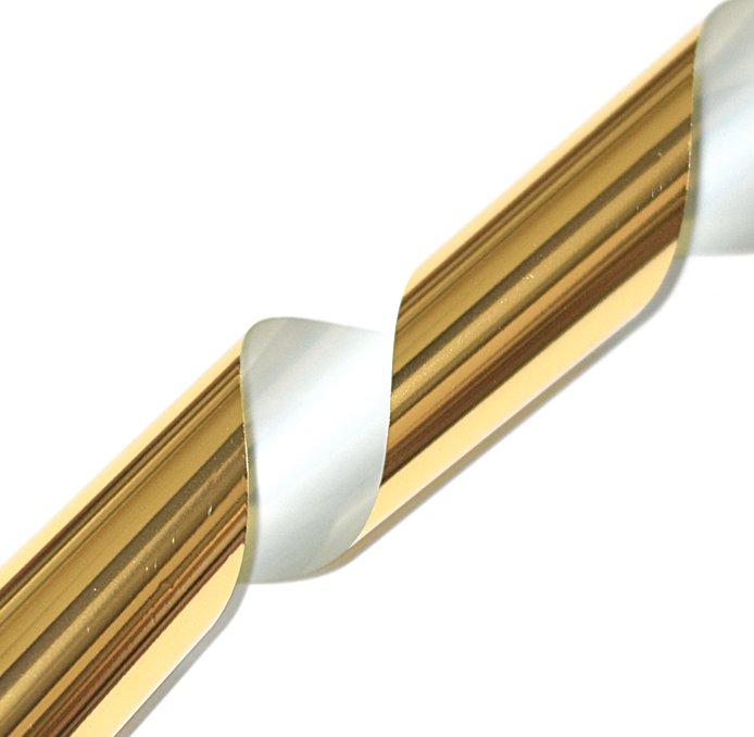 InGarden Nail Systems, Фольга для литья, цвет - золото №01 (80см.х3см.)Фольга отрывная<br><br>