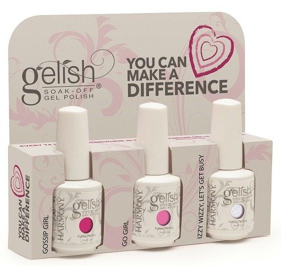 01783 You Can Make It Difference Harmony GelishHarmony Gelish<br>Набор из 3 оттенков по выгодной цене<br>