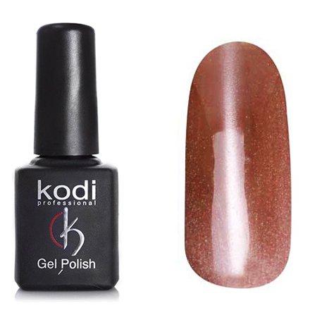 Kodi, Гель-лак Кошачий глаз № 710 (8ml)Kodi Professional <br>Магнитный гель-лак медный сперламутром, плотный, 8мл.<br>