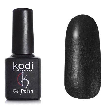 Kodi, Гель-лак Кошачий глаз № 715 (8ml)Kodi Professional <br>Магнитный гель-лак черный сперламутром, плотный, 8мл.<br>