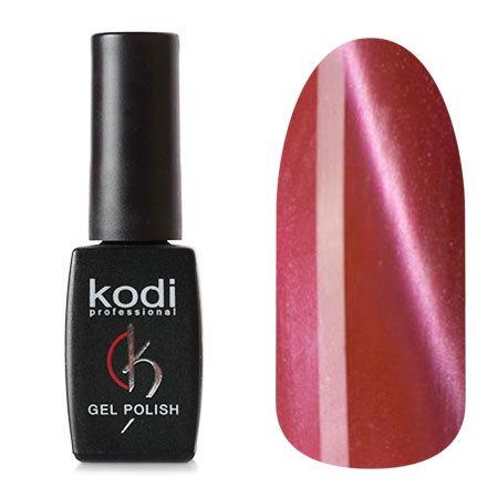 Kodi, Гель-лак Кошачий глаз № 733 (8ml)Kodi Professional <br>Магнитный гель-лак розовый, перламутровый, плотный, 8мл.<br>