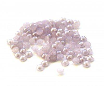 CrystalLized, Стразы Жемчуг прозрачно-розовые перламутровый SS 3.0 (1440 шт)Стразы<br>Стразы Жемчуг 1440 шт. прозрачно-розовыеперламутровые SS 3.0<br>