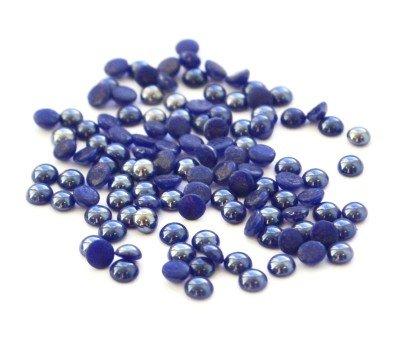 CrystalLized, Стразы Жемчуг темно-синий перламутровый SS 3.0 (1440 шт)Стразы<br>Стразы Жемчуг 1440 шт. темно-синий перламутровые SS 3.0<br>