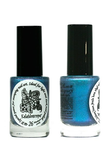 El Corazon, Краска для стемпинга - stm-26 Himalayan peaksЛаки для стемпинга El Corazon<br>Высокопигментированный лак-краска для стемпинга.<br>