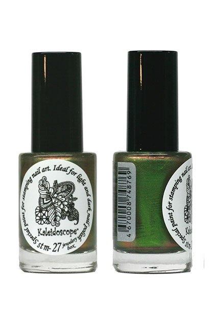 El Corazon, Краска для стемпинга - stm-27 Jewerly boxЛаки для стемпинга El Corazon<br>Высокопигментированный лак-краска для стемпинга.<br>
