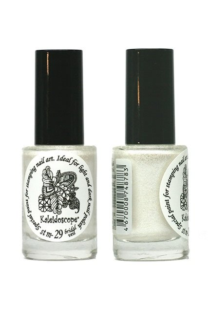 El Corazon, Краска для стемпинга - stm-29 Bridal veilЛаки для стемпинга El Corazon<br>Высокопигментированный лак-краска для стемпинга.<br>