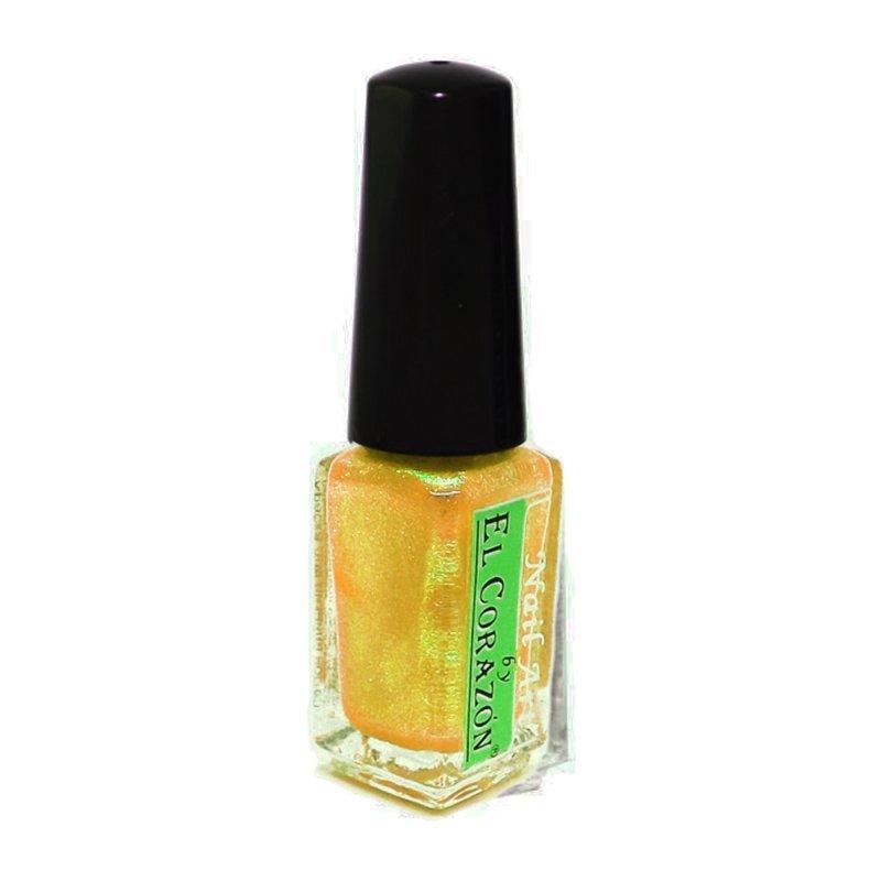 El Corazon Shaine Nail Art 574Лаки для дизайна с тонкой кистью El Corazon<br>Лак для дизайна ногтей сверкающий золотой, с блестками, плотный. 5 ml.<br>
