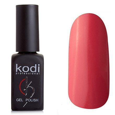 Kodi, Гель-лак № 244 (8ml)Kodi Professional <br>Гель-лак оранжево-коралловый оттенок, без блесток и перламутра, плотный, 8мл.<br>