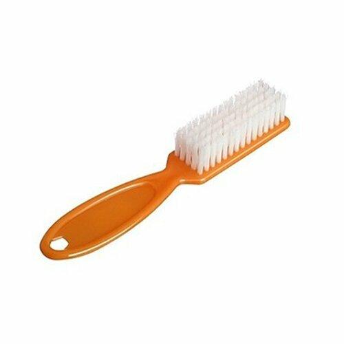 ruNail, Щеточка для маникюра (длинная ручка)Прочие материалы <br>Щетка для деликатного извлечения пыли при наращивании ногтей.<br>