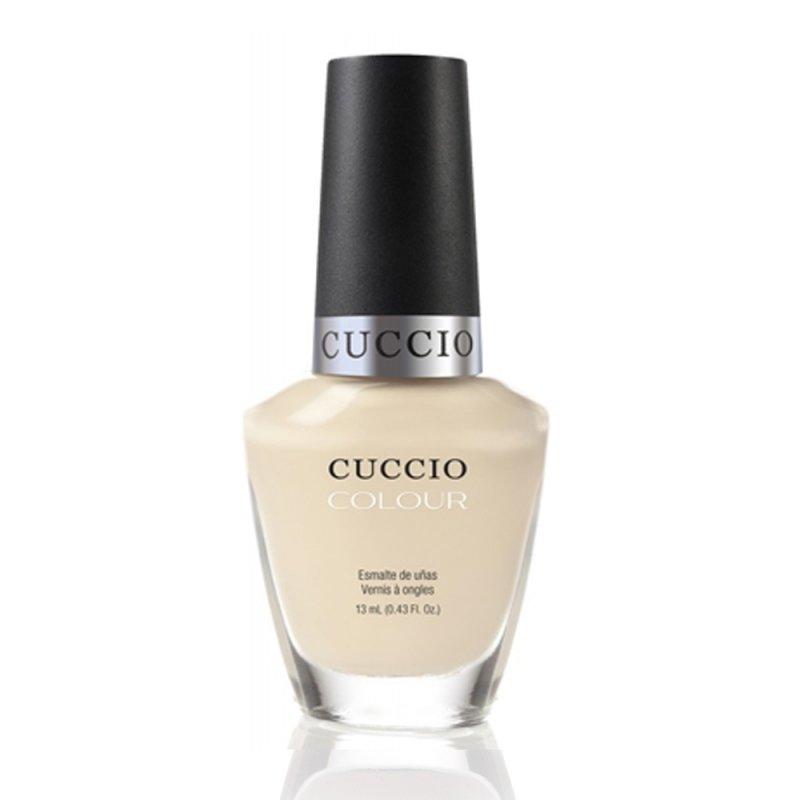 Cuccio Veneer, Лак цвет № 6000 So So Sofia 13 mlЛаки Cuccio Veneer<br>Лак цвета топленого молока, без блесток и перламутра, плотный.<br>