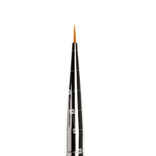TNL, Кисть для рисования №00 - С сиреневыми кристалламиКисти для дизайна<br><br>
