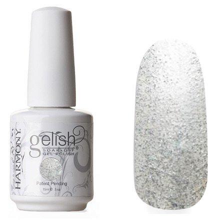 01547 Little miss sparkle Harmony GelishHarmony Gelish<br>Снежно-серебристый глиттер<br>