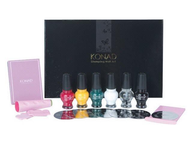 Konad, набор для стемпинга Classic Collection 2Наборы для стемпинга Konad<br>Большой красиво упакованный набор для стемпинга Classic Collection 2.<br>