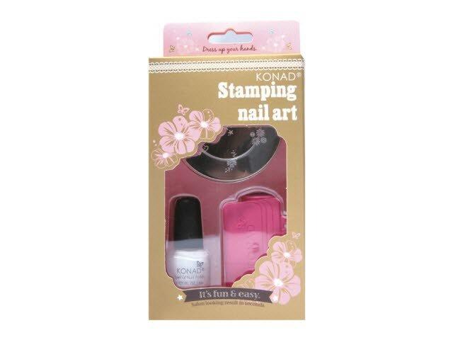Konad, набор для стемпинга Stamping SetНаборы для стемпинга Konad<br>Маленький набор Stamping Set прекрасно подойдет для начинающих работать со стемпингом.<br>
