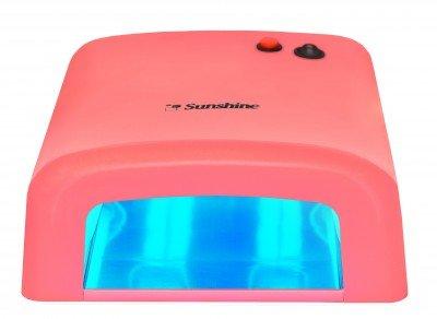 TNL, УФ лампа 36 ВТ (розовая) 818