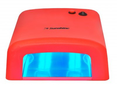 TNL, УФ лампа 36 ВТ (красная) 818УФ-Лампы<br>Профессиональная ультрафиолетовая лампа мощностью 36 Ватт.<br>