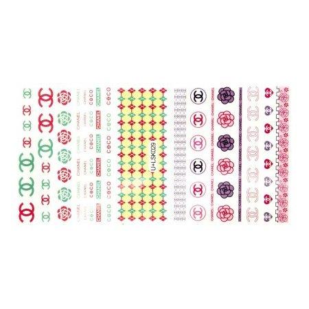 TNL, Наклейки - Корейский маникюр U+LSK029Наклейки Корейский маникюр TNL<br><br>