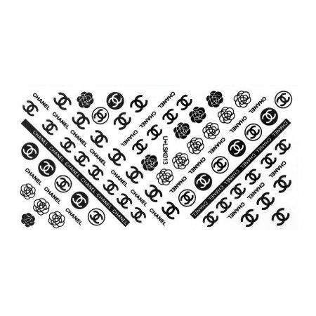 TNL, Наклейки - Корейский маникюр U+LSK013Наклейки Корейский маникюр TNL<br><br>
