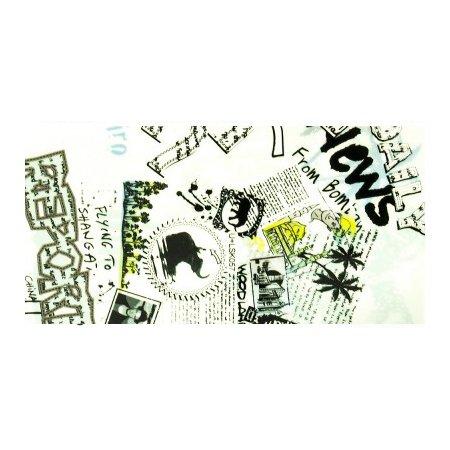 TNL, Наклейки - Корейский маникюр U+LSK057Наклейки Корейский маникюр TNL<br><br>