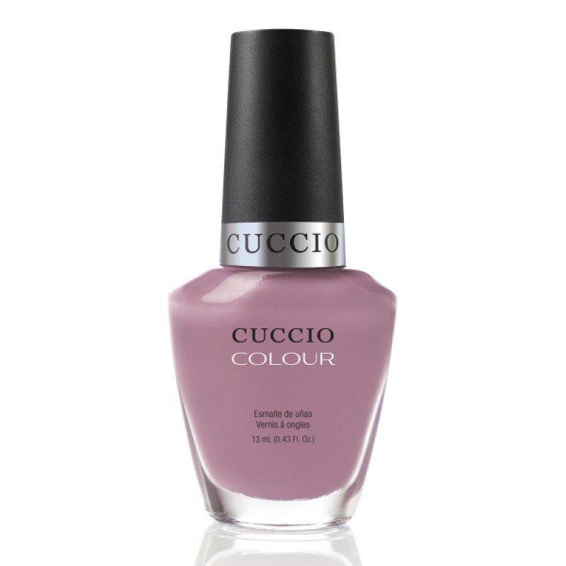 Cuccio Veneer, Лак цвет № 6037 Bali Bliss 13 mlЛаки Cuccio Veneer<br>Лак лиловый, с едва заметным микроперламутром, плотный.<br>
