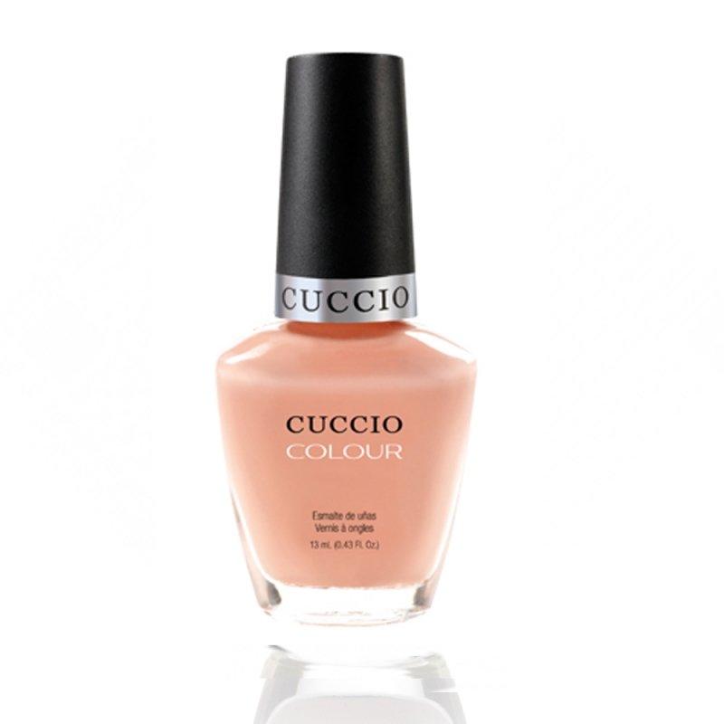 Cuccio Veneer, Лак цвет № 6102 Lifes a Peach 13 mlЛаки Cuccio Veneer<br>Лак персиковый, плотный.<br>