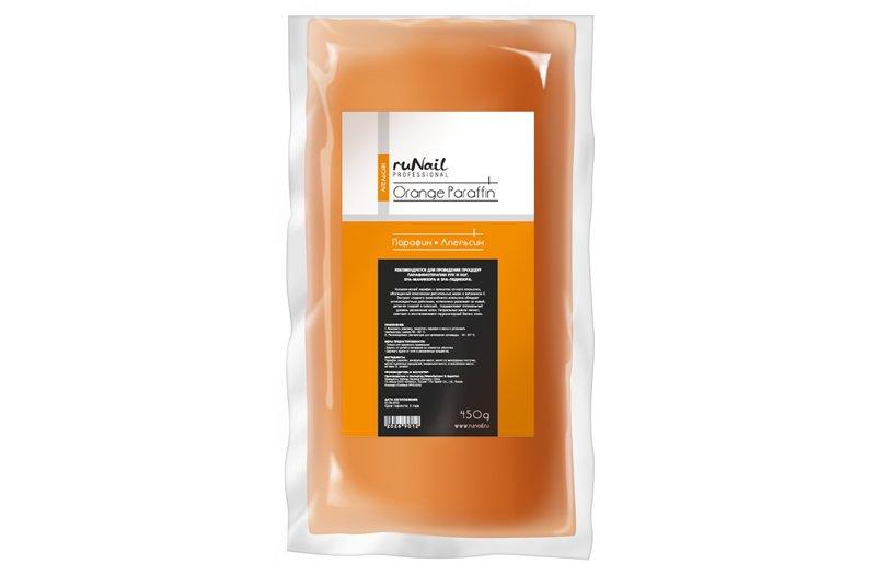 ruNail, Парафин «Апельсин», 450гПарафин<br>Косметический парафин с ароматом сочного апельсина.<br>